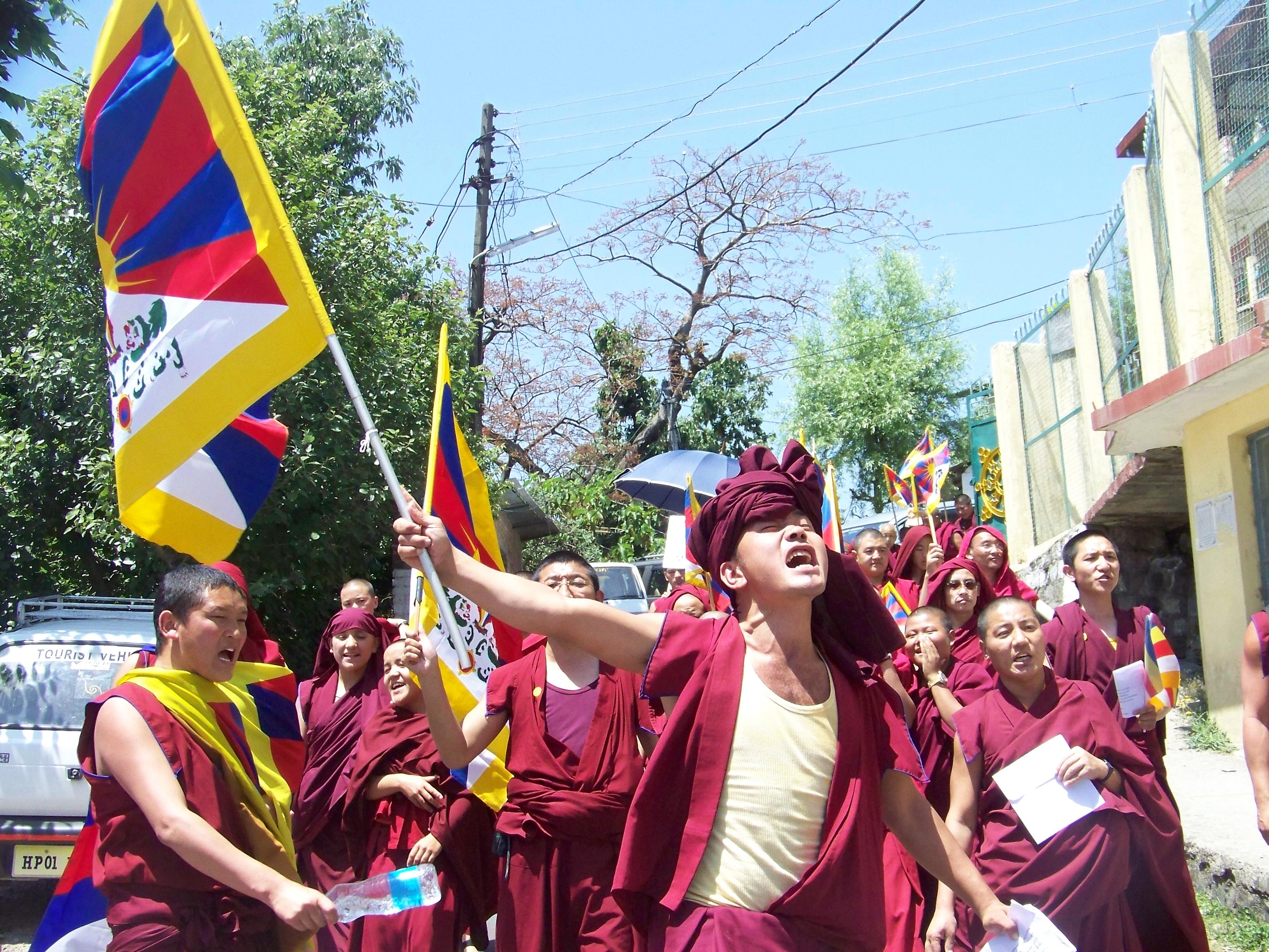 100_3251 Jonathan Machler, Tibétains à Dharamsala, Copyright
