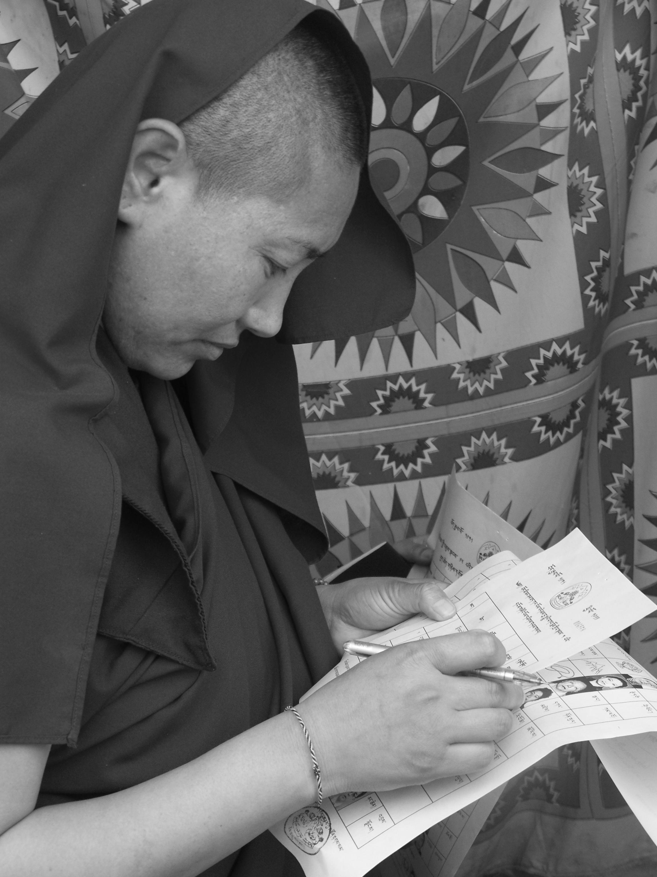 102_2349 Jonathan Machler, Tibétains à Dharamsala, Copyright