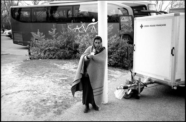 expulsion de Roms vivant à Massy