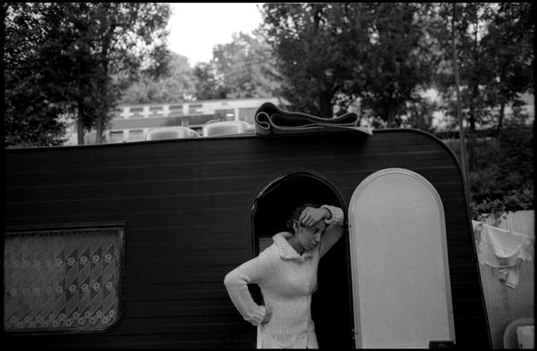 Campement Rom de Moulin galant