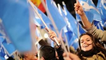 The Madrider-Tsunami de droite