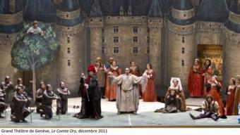 Indulgence et étrennes à l'Opéra de Genève
