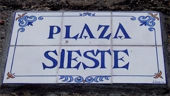 The Madrider – La fin de la siesta ?