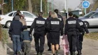 Sale temps chez les flics