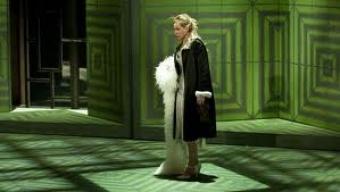 La dame du théâtre