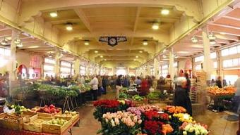 Riviera/ Au bonheur des marchés