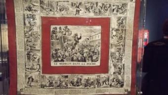 Musée des Invalides/ Le mouchoir dans tous ses états !