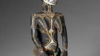 Musée Branly/ Objets fétiches et mascarades