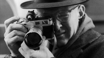 Cartier-Bresson, l'oeil du siècle