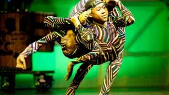 Le cirque se fait africain