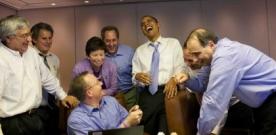 La présidence selon Obama