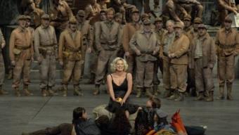 Carmen perdue dans la Bastille