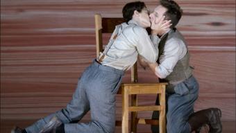 Un Roméo et Juliette gay