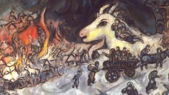 Musée du Luxembourg/ Chagall, le juif errant