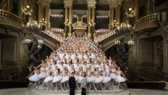 Glamour au Palais Garnier