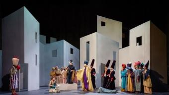 Résurrection en technicolor à l'Opéra-Comique