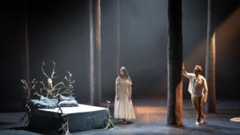Eblouissante Juliette à Avignon