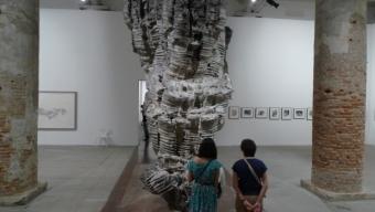 La Biennale/ Eloge de la fenêtre
