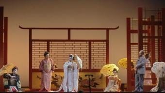 Sanxay, l'opéra à la campagne