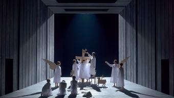 Dialogues de carmélites au Théâtre des Champs Elysées, une vraie merveille