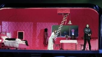La Fiancullla del west/ Puccini et les cow-boys