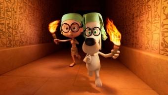 Mister Peabody/ Sacré chien