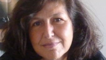 Martine Saada, la télé avec un grand T