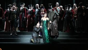 Macbeth à Toulon/ Shakespeare repeint par Goya