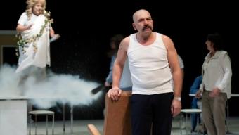 Torreton et Pitoiset réinventent Cyrano à l'Odéon