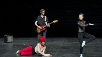 Danse élargie, la danse dans tous ses états au Théâtre de la Ville