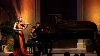 Clair de musique à Menton
