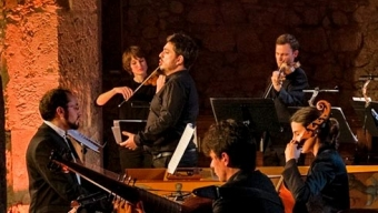 Feu d'artifice musical à Sinfonia