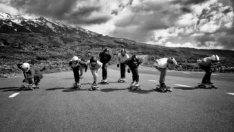 Embarquez-vous pour une descente en skate et plus…