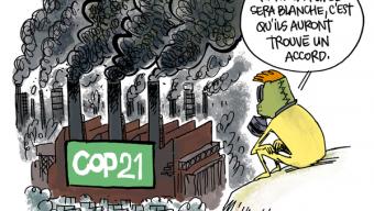 Al Gore, Redford, Suez et les flics, mobilisés pour le climat!