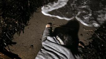 La mer Egée, l'ogre des migrants