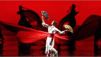 Madame Butterfly sur Broadway