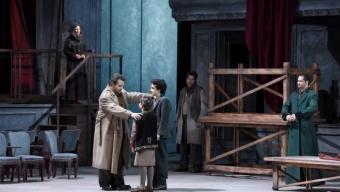 Mithridate, Mozart à l'heure de la Comédie Française