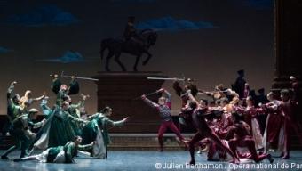 Roméo et Juliette, version petits pas