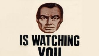 Un monde Orwellien