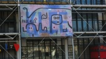 Centre Pompidou/ Paul Klee, l'ironie au bout du crayon