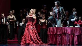 La Traviata au travers de la serrure liégeoise