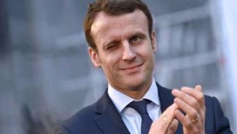 La question Macron