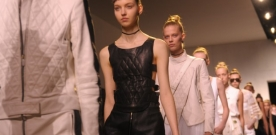 C'était la Fashion week!