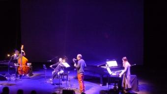 Teatro alle Tese, batterie et violoncelle