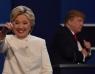 Hillary/Trump, la dernière passe d'armes