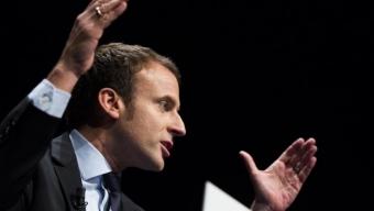 Macron, président ?