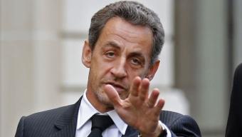 Sarkozy, la honte