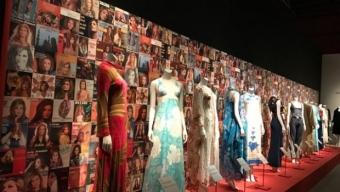 Dalida à travers ses robes