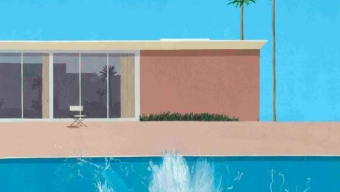 David Hockney, une ode à la peinture