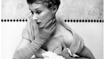 Irving Penn, portraits de mode